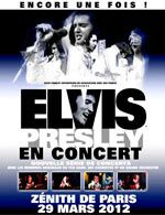 Elvis concert virtuel