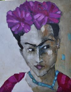 There will never be another Frida 92x73