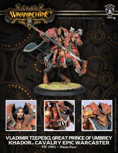 Privateer Press 33092_EpicCavalryVladimirWEB