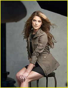 ashley greene her mark campaign 1