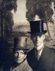 McDermott---McGough---Portrait-of-the-Artists--With-Top-Hat.jpg
