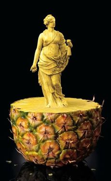 art-food ananas