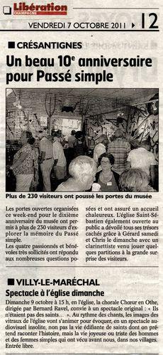 Presse Musée