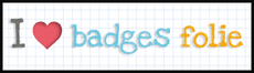badges folies