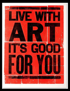 art is good for you