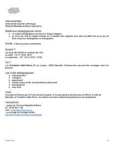 ProgrammeAteliersRoms Page 2