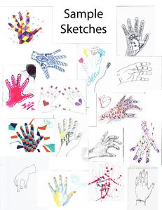 Handprint Inspiration SheetPreLaunchAdditional