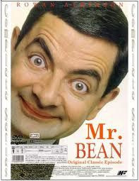 Mr Bean couverture