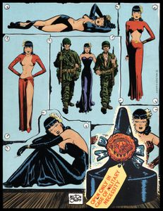 MiltonCaniff MissLace-MaleCall 100