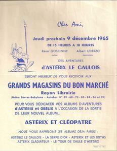 annonce dédicace 12 1965