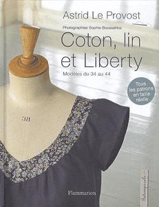 coton lin et liberty