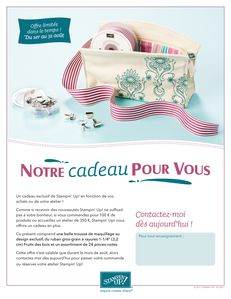 offre stampin up
