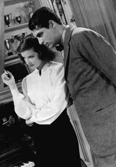 Holiday - Katharine Hepburn et Cary Grant-copie-1