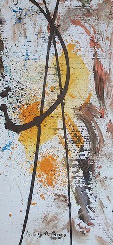 Videos--peintures 0414-416 Routes et pont 736 B Acrylique 0