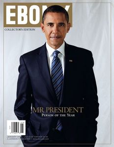barack obama ebony magazine cover 2009 january 4