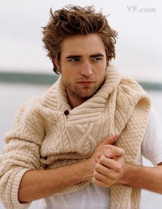 robert pattinson glamour uk top