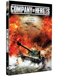 COMPANY OF HEROES DVD - 3D DEF