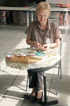 2010-10-09 - Bannalec - Exposition dentelle - 106-2