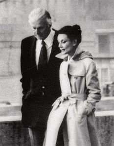 audrey hepburn givenchy trench