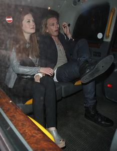 jamie campbell bower + bonnie wright 3