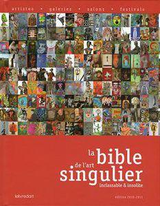 Bible de l Art Singulier