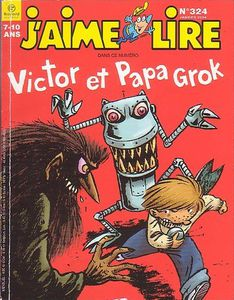 Victor et papa grok 2