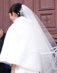 Cape mariée 2