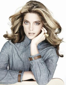 ashley greene harper's bazaar photoshoot 1