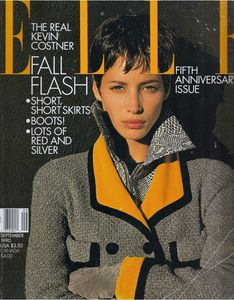 ELLE Christy Turlington