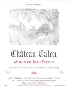 Calon Montagne 2007corrige