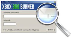 xbox 360 game burning software free download