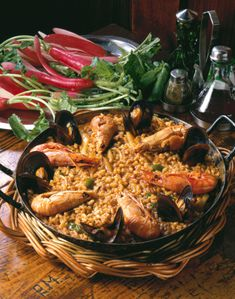 Paella getty images