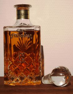 Old Francisan Decanter