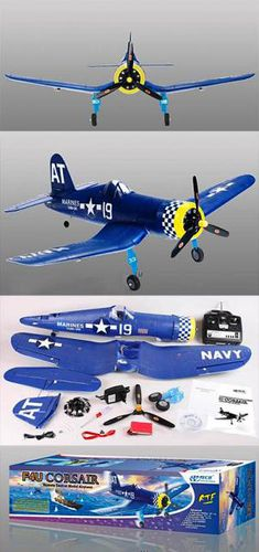 Corsair F4U Art-Tech RTF complet