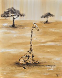 article suite serie girafe