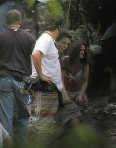 Robsten Waterfall Set 8