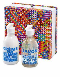 16 coffret main savon de marseille goodies
