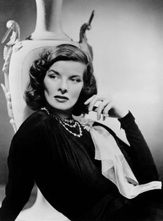 Holiday - Katharine Hepburn