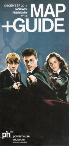 2011-12-26 Sydney - (1) Harry Potter