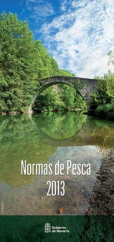 Normas pesca Navarra 2013