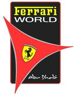 Ferrari World Logo