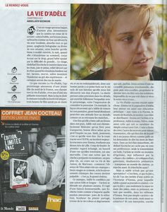 Lavie d adele telerama 9 oct 2013 a