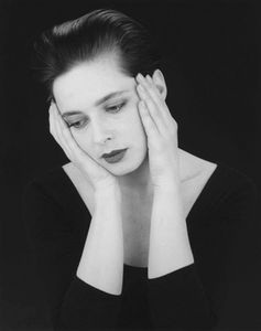 Isabella-Rossellini-by-Robert-Mapplethorpe
