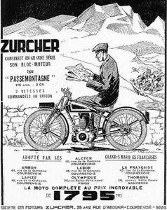 Zurcher - 1934