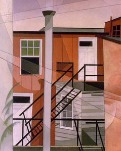 CharlesDemuth-Modern-Conveniences-1921