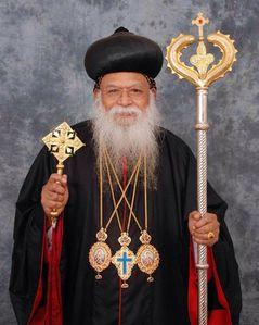 Sa Sainteté Dydimus, Catholicos de l'Est