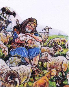 """4ème dimanche de Pâques """"Le Bon Pasteur donne la Vie à ses brebis"""" Bon-pasteur-2013"""