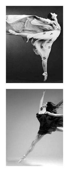 Danse classique pointes et chorégraphie