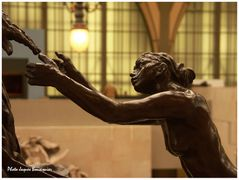 L age mur Camille Claudel Orsay 2