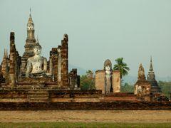 04 Sukhothaï - Wat Mahathat 11